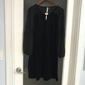 NY Collection Petite Little Black Dress NWT